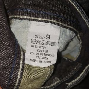 Liuce's Jeans - !!!LAST CHANCE Skinny Jean Embellished Size 9 NEW
